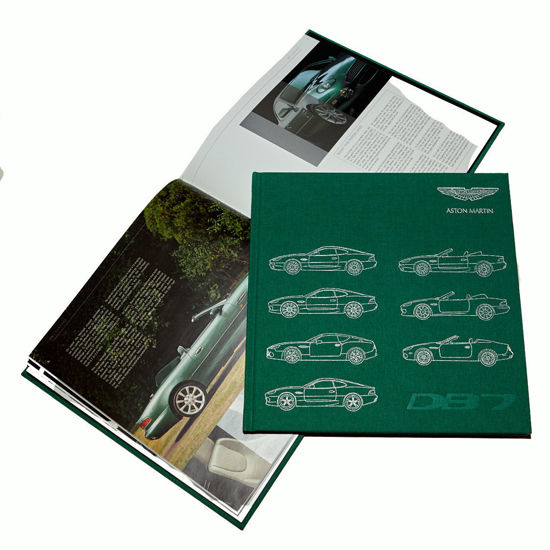 Picture of DB7 - Celebration Book