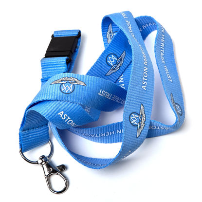 Picture of Lanyards - AMHT Blue