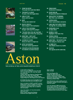 Picture of ASTON Journal Numbers 11-15