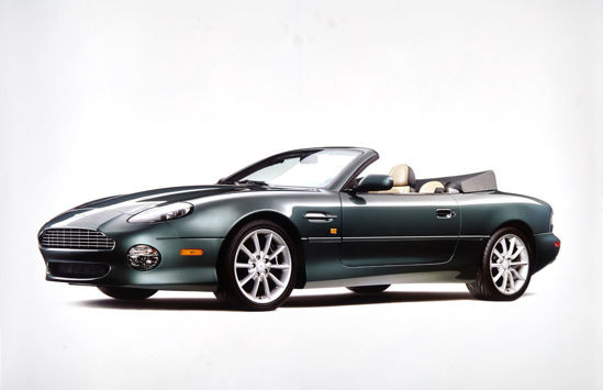 Picture of DB7 V8 Volante Poster