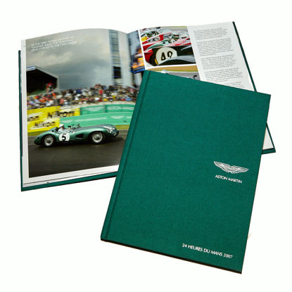 Picture of 24 Hrs Le Mans Cloth Bound Book