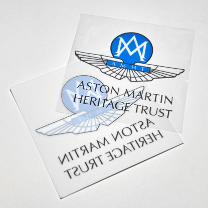 Picture of AMHT Window Cling/Sticker