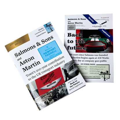 Picture of Salmon & Sons and Aston Martin