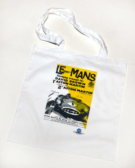 Picture of Shopping / Tote Bag LeMans Poster