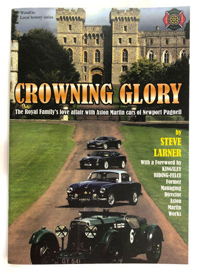 Picture of Crowning Glory - Royalty & Aston Martins