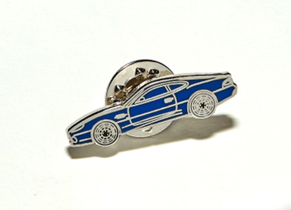 Picture of DB7 Lapel pin
