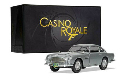 Picture of Casino Royale,  Aston Martin DBS