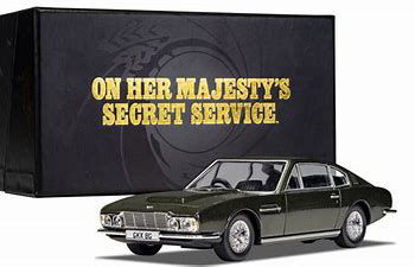 Picture of On Her Majesty's Secret Service, Aston Martin DBS Model