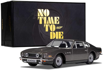 Picture of No Time To Die,  Aston Martin V8